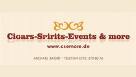 Cigars-Spirits-Events & more